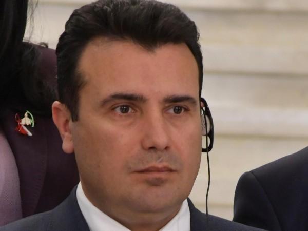 Премиерът на Северна Македония Зоран Заев заяви в интервю за