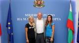 Сестри Стоеви склониха, ще се състезават за България