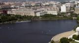 """Горещините накараха река в САЩ да """"заври"""""""