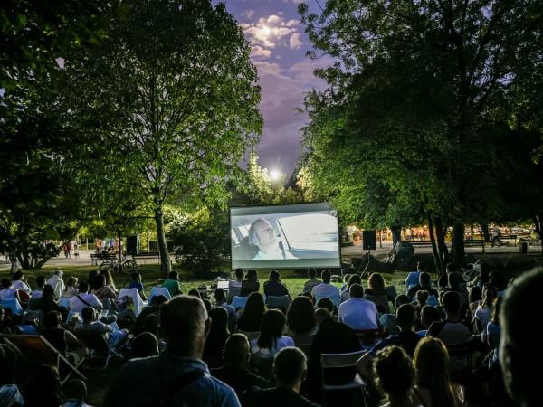 Снимка: За 5-и път: Българското кино из софийските квартали
