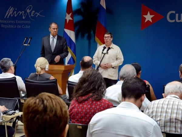 Русия ще продължи да подкрепя Куба във всички области и