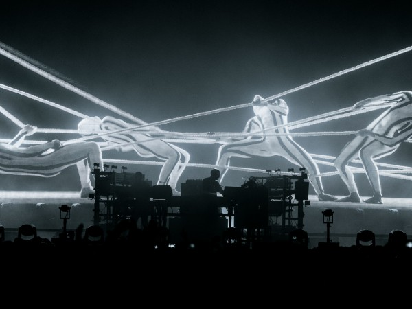 Снимка: Готови ли сте: The Chemical Brothers идват в България
