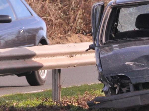 Жена пострада сериозно при тежък инцидент тази седмица при катастрофа