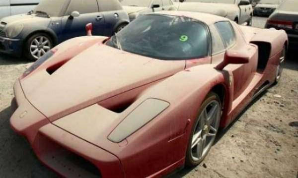 Това ли е работата мечта? 2800 евро за да търсите Ferrari и Lamborghini