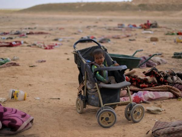 Снимка: ООН: 12 000 деца убити или ранени във войни през 2018 г.