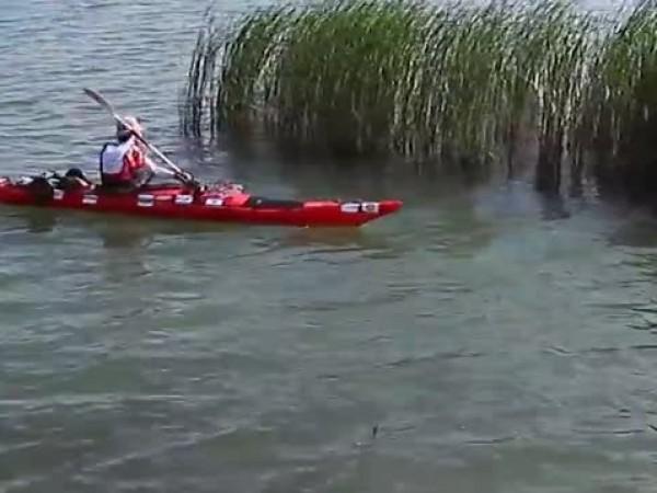 Българин измина 2 500 километра по течението на река Дунав