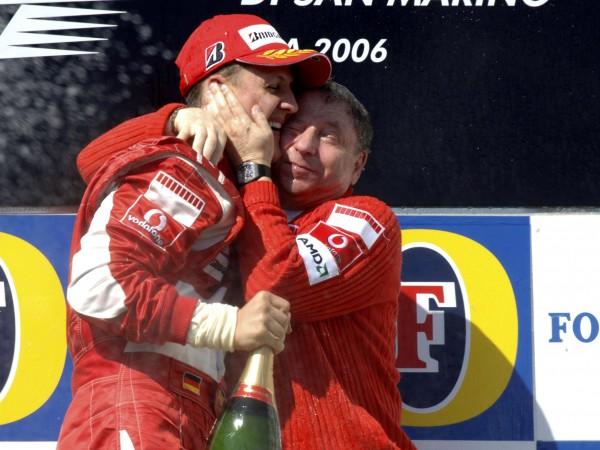 Преди няколко седмици, Жан Тод намекна, че Шумахер може би