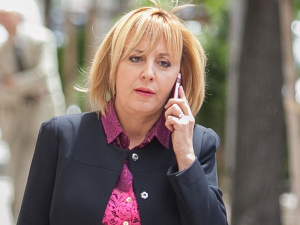 Омбудсманът Мая Манолова внесе в Народното събрание законопроект за несъстоятелността