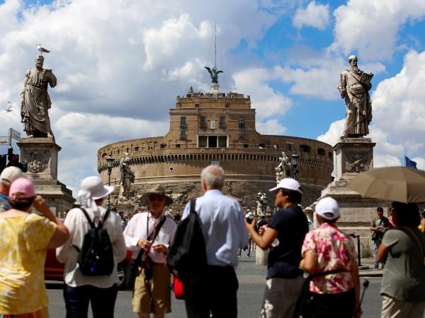 Снимка: Стачки в Италия създават проблеми за туристите