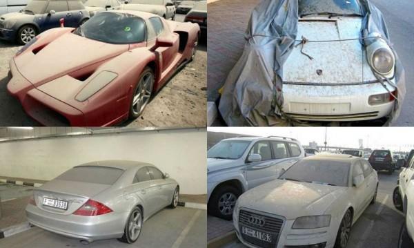 Мечтаната работа – да търсиш изоставени коли в Дубай