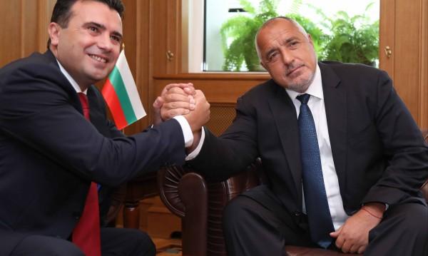 Заев: Сандански, Груев, Делчев са се борили за бъдеще, а не минало