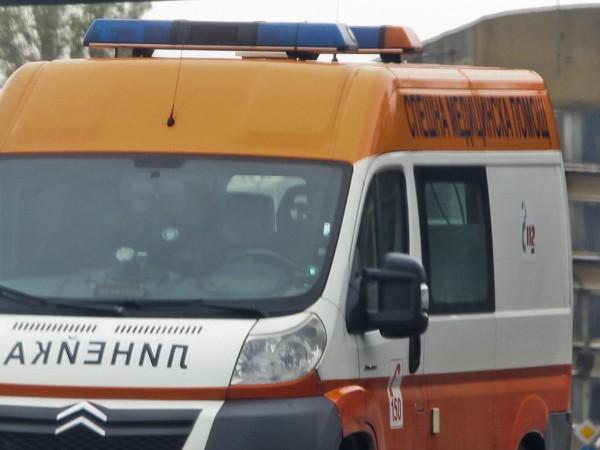 """Двама мъже са пострадали при катастрофата на автомагистрала """"Тракия"""", станала"""
