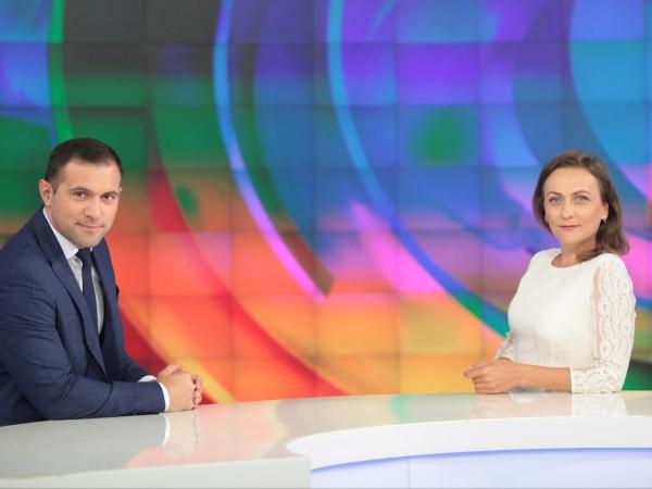 """Снимка: """"България сутрин"""" по Bulgaria ON AIR в летен формат и с нов час"""