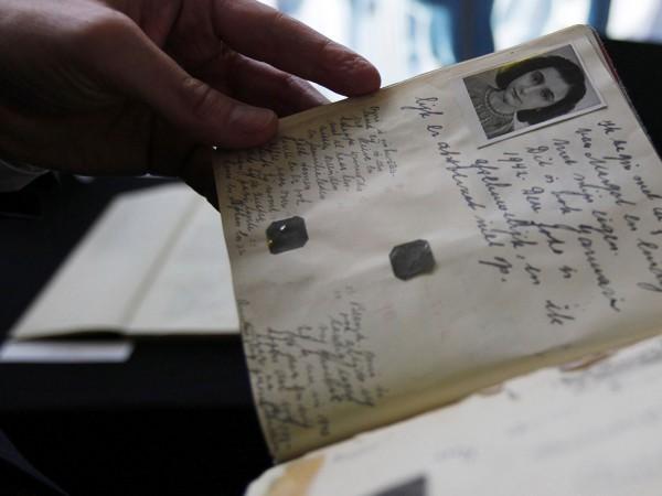 На 4 август 1944 година семейството на Ане Франк е