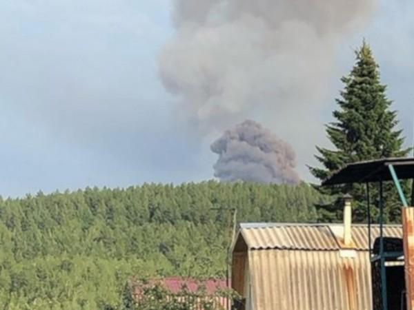 Снимка: Двама ранени при експлозия във военно поделение в Русия