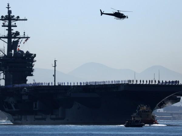 Русия и Иран предвиждат да проведат съвместни военноморски учения около