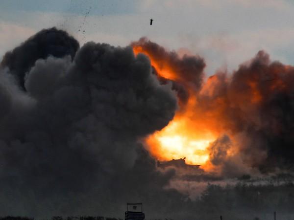 Снимка: Взрив на военен полигон в Русия, загинали са двама души