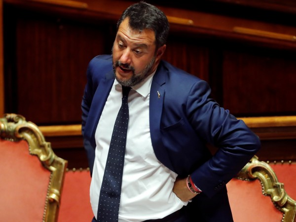 Снимка: Криза в Италия: Какво предстои, ще има ли избори?