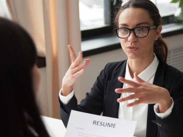 Снимка: 5 неща, които ще ви провалят на интервю за работа