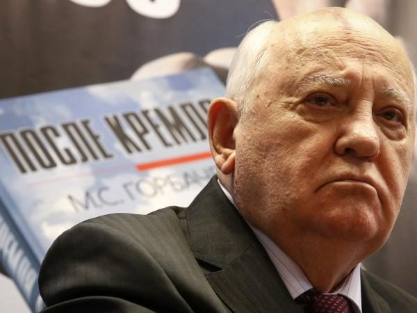 От шест месеца Михаил Горбачов се намира в болница. Според