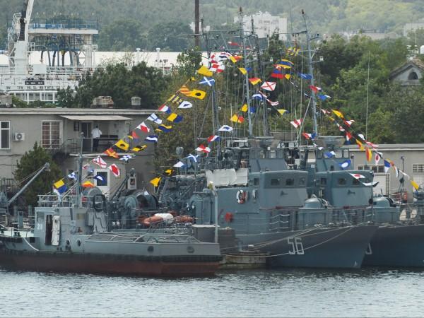 Снимка: Кирил Михайлов: За българският флот се говори с уважение
