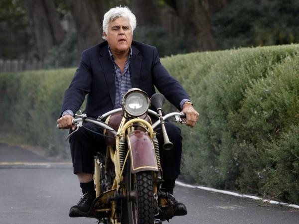 Снимка: Бъдещето е в ел.автомобилите, твърди Джей Лено