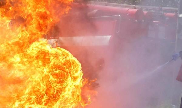 Запалиха колите на бивш общински служител в Козлодуй