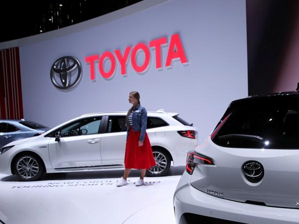 Снимка: Газ вместо спирачка? Toyota измисли решение на този проблем