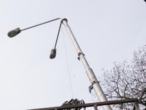 Голяма част от община Горна Оряховица остана без улично осветление,