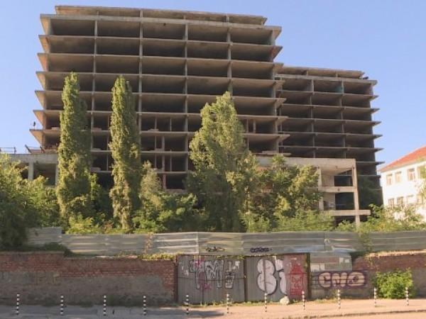 Сградата, която ще помещава Националната детска болница не отговаря на