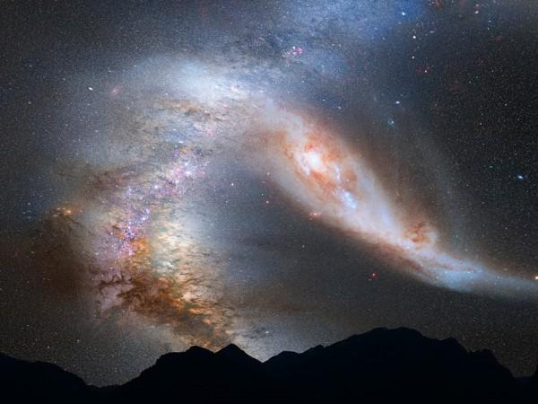 Астрономи от Калифорнийския университет в Лос Анджелис регистрираха внезапна поява