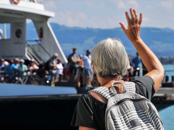 """Фериботът """"Андрос Джет"""" тръгва от гръцкия остров Наксос към Самотраки"""