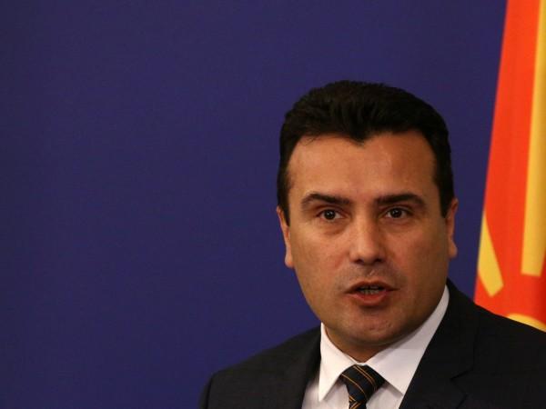 Снимка: Зоран Заев не мисли за оставка, нито за предсрочен вот
