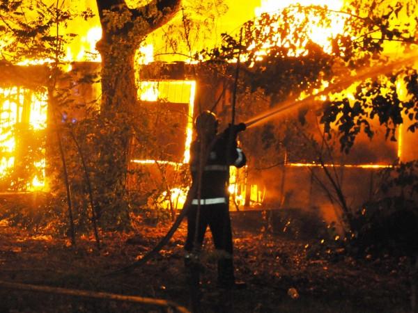 220 пожара е имало през изминалото денонощие на територията на