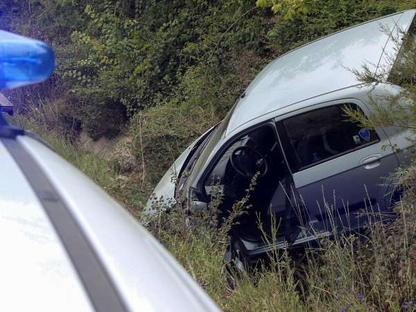 Катастрофа затруднява движението по пътя Плевен – Бяла, в района