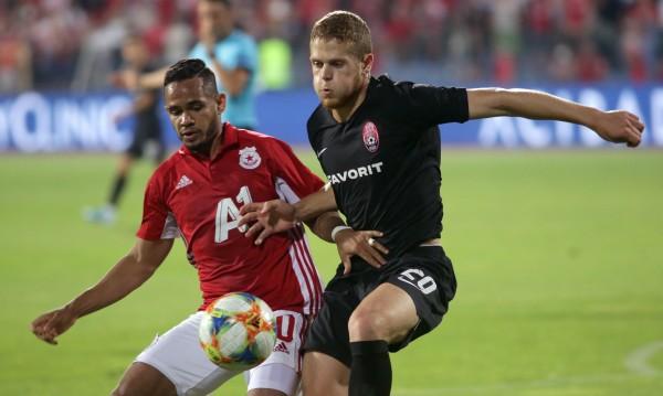 ЦСКА загуби с 0:1 гостуването си на Зоря, отпадна от Лига Европа