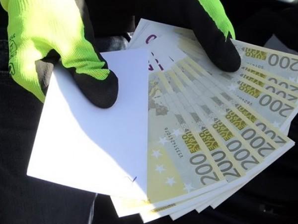 Снимка: Разбиха банда за фалшиво евро, шестима са в ареста