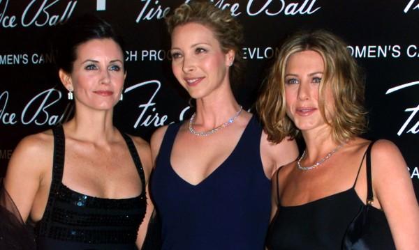 """Звездите от """"Приятели"""" се събират за 25 г. от премиерата на филма"""