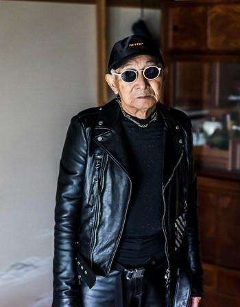 На 84: Модерен дядо стана модел в Instagram