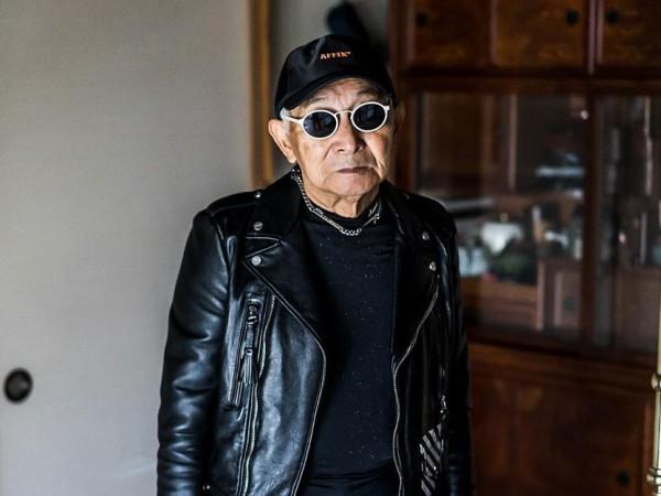 Снимка: На 84: Модерен дядо стана модел в Instagram