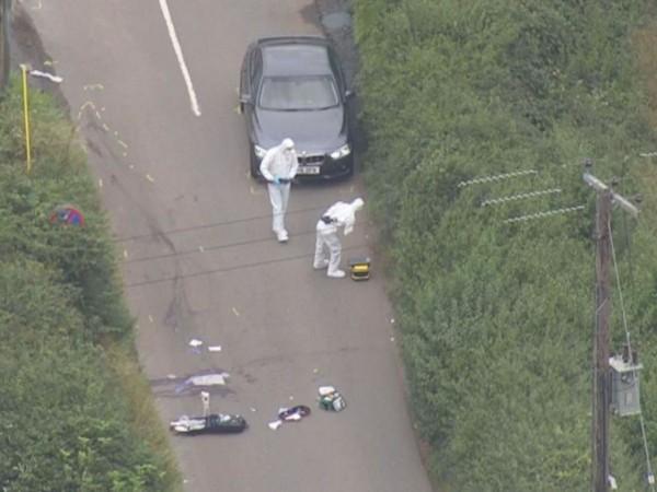 Снимка: Убийство на полицай шокира Острова, 13-годишен също в ареста