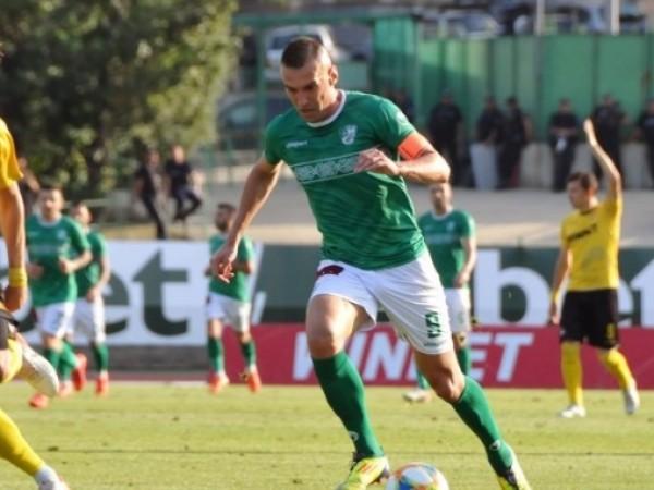 Берое излезе начело в класирането на efbet лига на България,