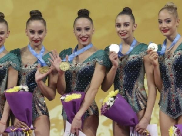 Ансамбълът ни спечели бронзов медал на Световната купа по художествена