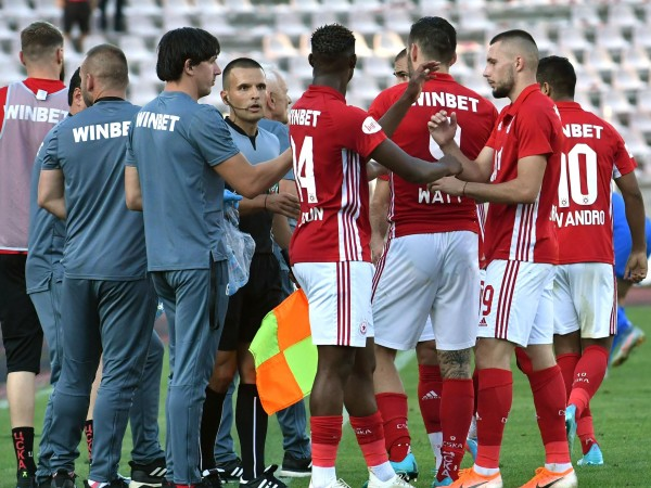 ЦСКА постигна втора поредна домакинска победа, след като надигра с