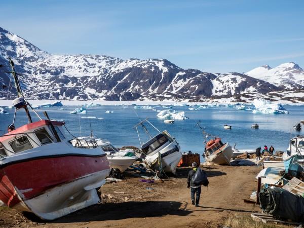 Снимка: Тръмп все пак ще направи опит да купи Гренландия