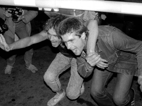 Снимка: Историческият пикник - първото масово бягство от ГДР на Запад