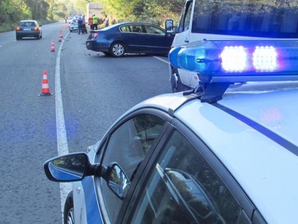 Двама души и дете са пострадали при катастрофа на пътя