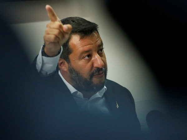 Снимка: Идва опасна фаза на италианската популистка драма