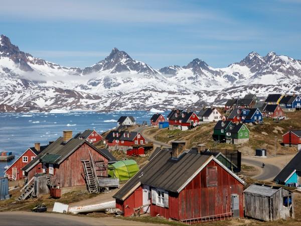 Господин Тръмп, Гренландия не е за продан. Гренландия принадлежи на