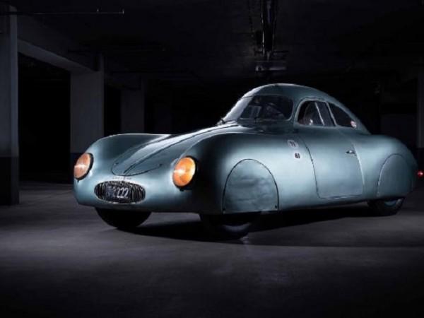 Porsche Type 64 се очакваше да се продаде на търг